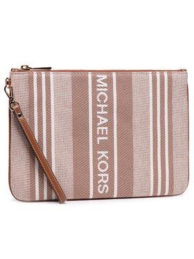 MICHAEL Michael Kors MICHAEL Michael Kors Дамска чанта Jet Set 32S1GJ6M3C Кафяв