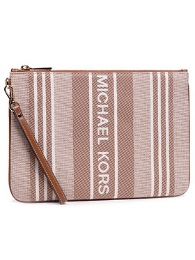 MICHAEL Michael Kors MICHAEL Michael Kors Τσάντα Jet Set 32S1GJ6M3C Καφέ