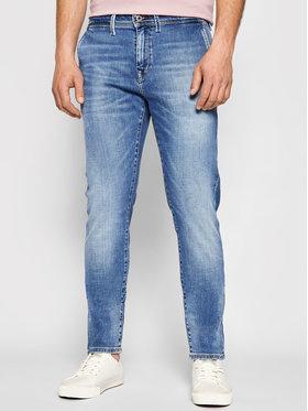 Pepe Jeans Pepe Jeans Blugi Jamey PM205896 Albastru Taper Fit