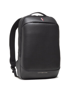 Tommy Hilfiger Tommy Hilfiger Batoh Th Metro Backpack AM0AM07209 Černá