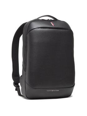 Tommy Hilfiger Tommy Hilfiger Sac à dos Th Metro Backpack AM0AM07209 Noir