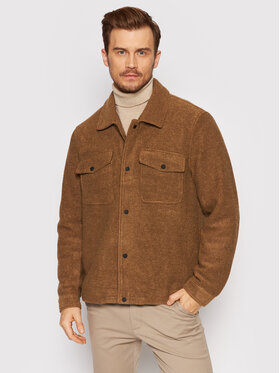 Only & Sons Only & Sons Giacca di transizione Dex 22019590 Marrone Regular Fit