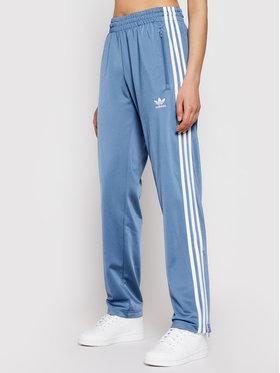 adidas adidas Jogginghose adicolor Classics Firebird GN3518 Blau Regular Fit