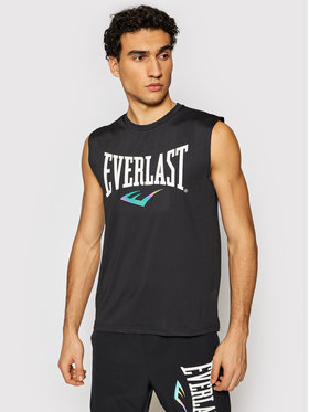 Everlast EVERLAST Tank top 804440-60 Μαύρο Regular Fit