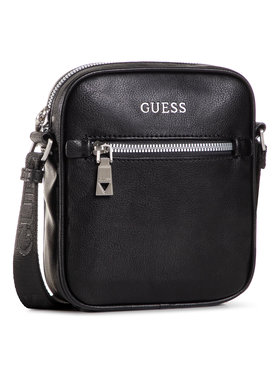 Guess Guess Τσαντάκι Scala HMSCAL P0417 Μαύρο