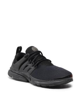 Nike Nike Cipő Presto (Gs) 833875 003 Fekete
