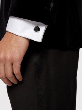Boss Boss Boutons de manchettes Dash 50447943 Noir