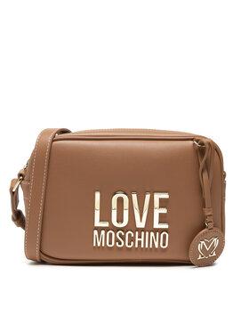 LOVE MOSCHINO LOVE MOSCHINO Rankinė JC4107PP1DLJ020A Ruda