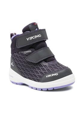 Viking Viking Μπότες Χιονιού Hero R Gtx GORE-TEX 3-89340-8316 Μωβ