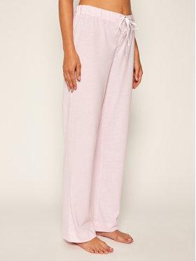 Lauren Ralph Lauren Lauren Ralph Lauren Spodnie piżamowe 81794674 Różowy
