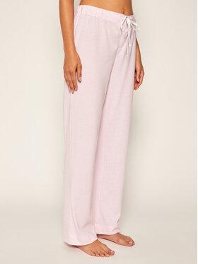 Lauren Ralph Lauren Lauren Ralph Lauren Spodnie piżamowe ILN81794 Różowy