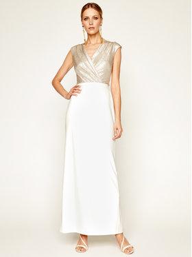 Lauren Ralph Lauren Lauren Ralph Lauren Vakarinė suknelė Sp20 2E 253786073 Balta Regular Fit