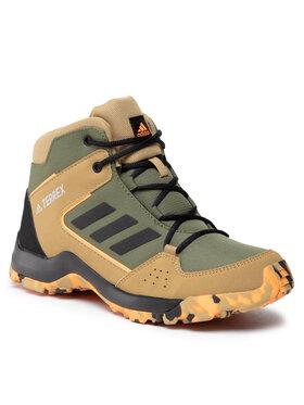 adidas adidas Обувки Terrex Hyperhiker K FX4188 Зелен