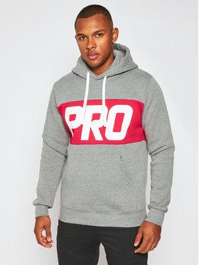 PROSTO. PROSTO. Sweatshirt KLASYK Pressure 9159 Gris Regular Fit