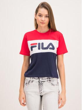 Fila Fila T-Shirt Allison 682125 Έγχρωμο Regular Fit