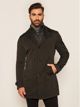 JOOP! Joop! Žieminis paltas 17 Jc-63Andy 30022761 Juoda Regular Fit