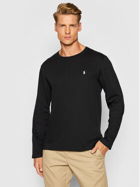 Polo Ralph Lauren Polo Ralph Lauren Longsleeve Sle 714844759001 Μαύρο Regular Fit