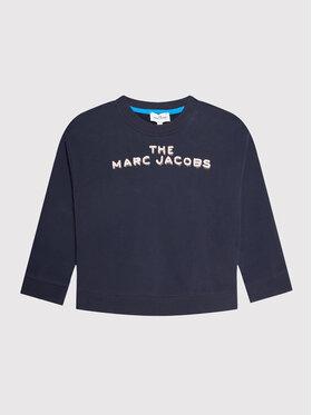 Little Marc Jacobs Little Marc Jacobs Mikina W15573 M Tmavomodrá Regular Fit