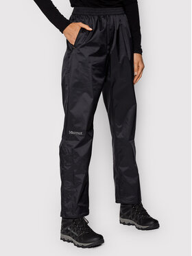 Marmot Marmot Spodnie outdoor 46730 Czarny Regular Fit