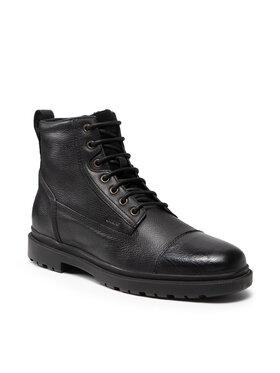 Geox Geox Μπότες U Andalo I U16DDI 00046 C9999 Μαύρο