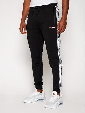 Guess Guess Pantaloni da tuta U0BA34 K6XF0 Nero Regular Fit
