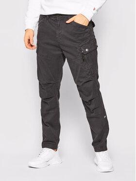 G-Star Raw G-Star Raw Текстилни панталони Roxic D14515-C096-B567 Тъмносин Straight Leg