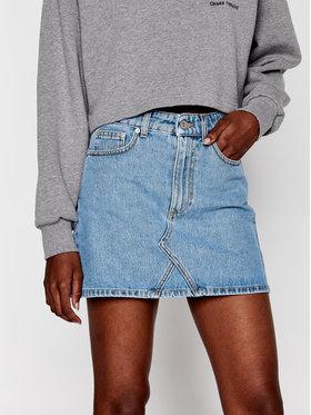 Chiara Ferragni Chiara Ferragni Gonna di jeans CFST032 Blu Regular Fit