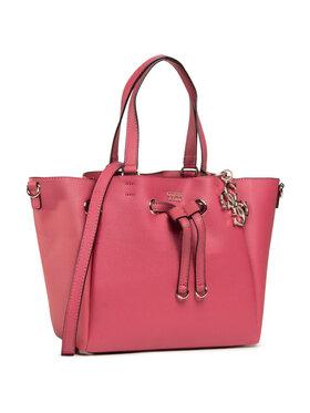 Guess Guess Дамска чанта Digital (VG) HWVG68 53300 Розов