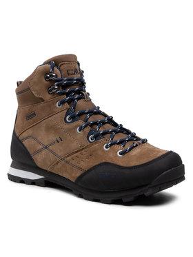 CMP CMP Trekingová obuv Alcor Mid Trekking Schoes Wp 39Q4907 Hnedá