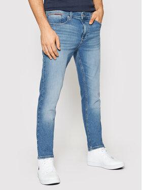 Tommy Jeans Tommy Jeans Jeansy Austin DM0DM10811 Niebieski Tapered Fit
