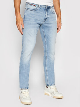 Tommy Jeans Tommy Jeans Blugi Scanton DM0DM09913 Albastru Slim Fit