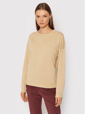 Vero Moda Vero Moda Sweatshirt Octavia 10252960 Beige Loose Fit
