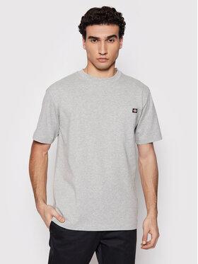 Dickies Dickies T-Shirt Porterdale DK0A4TMOHG0 Grau Regular Fit
