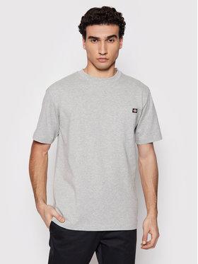 Dickies Dickies T-Shirt Porterdale DK0A4TMOHG0 Szary Regular Fit