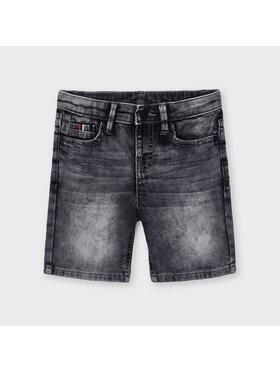 Mayoral Mayoral Pantaloncini di jeans 3239 Grigio Regular Fit