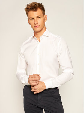 Joop! Joop! Košile 17 Jsh-111Pejos 30023004 Bílá Slim Fit