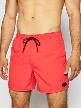 Rip Curl Rip Curl Плувни шорти Offset 15 Volley CBOLQ4 Червен Regular Fit