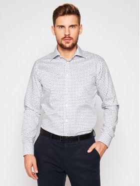 Eton Eton Košile 100001781 Bílá Slim Fit