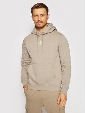 Calvin Klein Jeans Calvin Klein Jeans Sweatshirt J30J317049 Gris Regular Fit