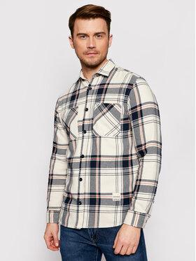 Jack&Jones Jack&Jones Риза Finder 12183581 Бежов Comfort Fit
