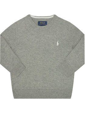 Polo Ralph Lauren Polo Ralph Lauren Megztinis Spring II 322702192002 Pilka Regular Fit