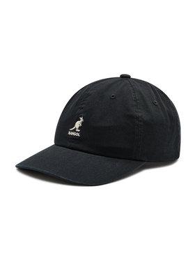 Kangol Kangol Kšiltovka Washed Baseball K5165HT Černá