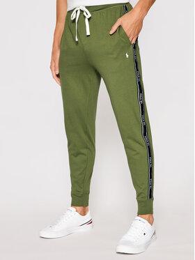 Polo Ralph Lauren Polo Ralph Lauren Pantaloni trening Spn 714830276008 Verde
