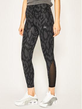 Calvin Klein Performance Calvin Klein Performance Leggings Tigh 00GWS0L603 Grau Slim Fit