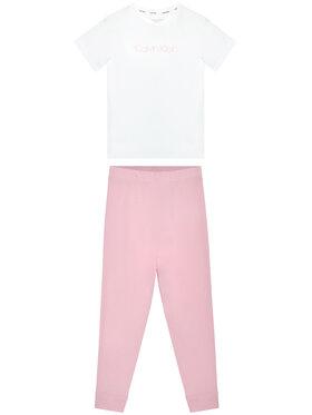 Calvin Klein Underwear Calvin Klein Underwear Piżama G80G800457 Biały
