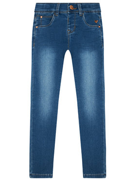 NAME IT NAME IT Traperice 13188628 Plava Skinny Fit