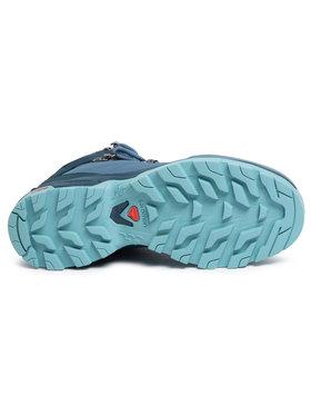 Salomon Salomon Trekingová obuv Outback 500 Gtx W GORE-TEX 406930 20 G0 Modrá