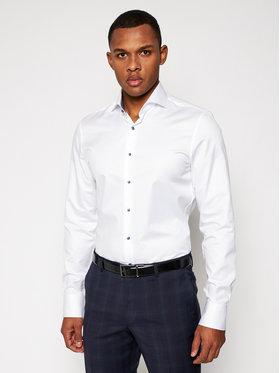 Stenströms Stenströms Риза 784111 2395 Бял Slim Fit