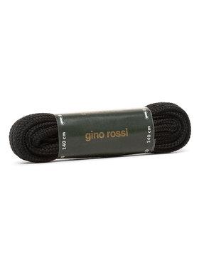 Gino Rossi Gino Rossi Sznurówki do obuwia Sneaker 0091 Czarny