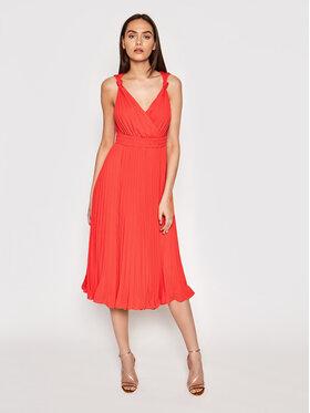 Marciano Guess Marciano Guess Sukienka wieczorowa 1GG780 8592Z Czerwony Regular Fit